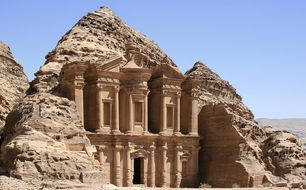 Excursion en Jordania