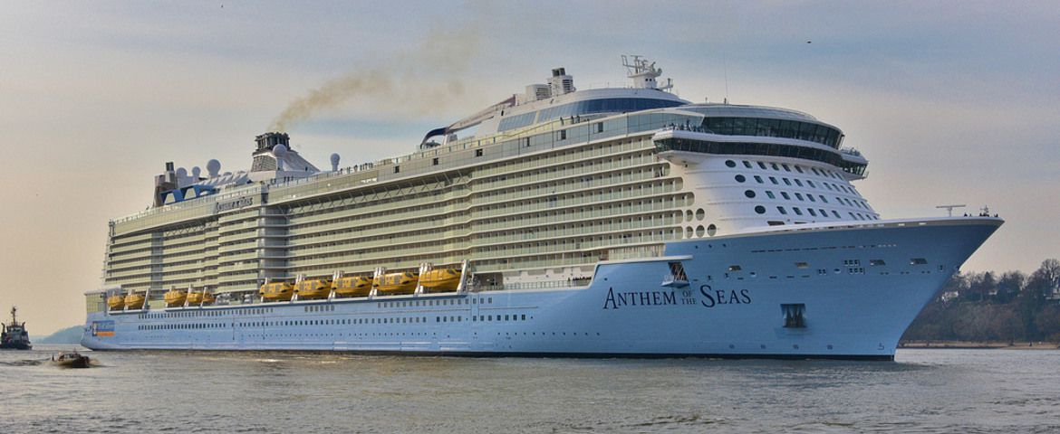 ANTHEMS OF THE SEAS