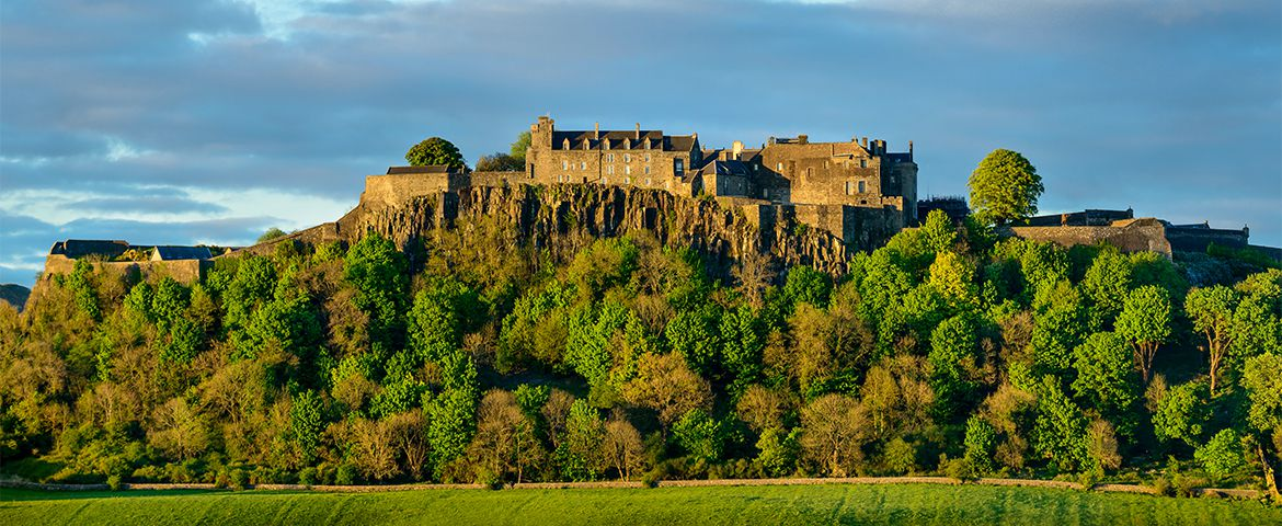 Visitando Glasgow y Castillo de Stirling
